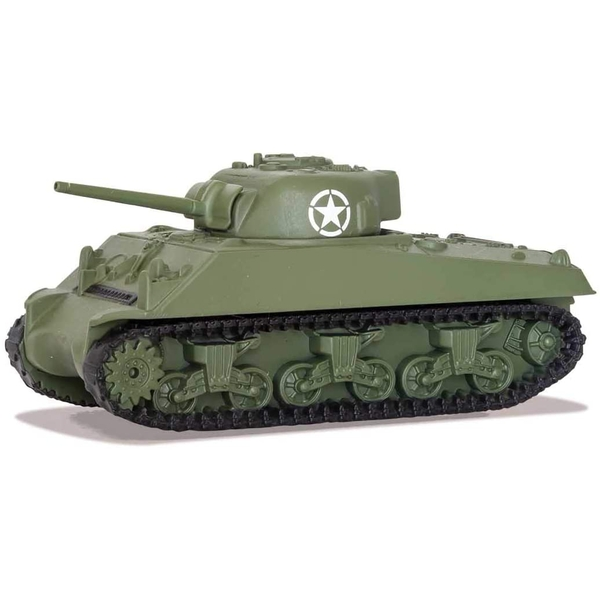 Corgi World of Tanks Sherman M4 A3 Diecast Model