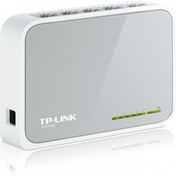 TP-Link TL-SF1005D 5-Port 10/100Mbps Desktop Switch UK Plug
