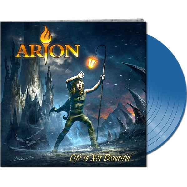 Arion - Life Is Not Beautiful Clear Blue  Vinyl