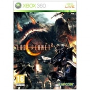 Ex-Display Lost Planet 2 Game Xbox 360 Used - Like New
