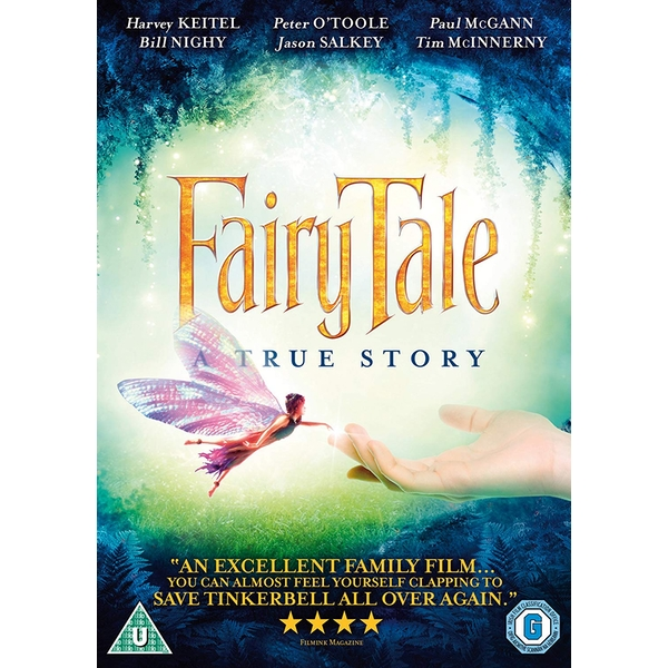 Fairytale A True Story DVD