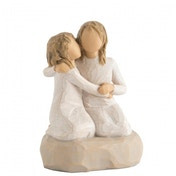 Sister Mine Figurative Willow Tree Ornament