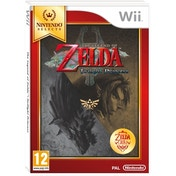 (Damaged Packaging) The Legend Of Zelda Twilight Princess (Selects) Game Wii