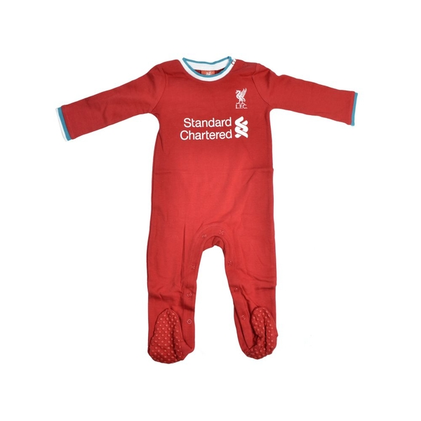 9-12 Months Liverpool Sleep Suit 2020 21