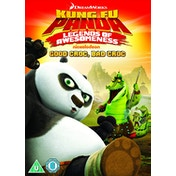 Kung Fu Panda: Good Croc, Bad Croc DVD