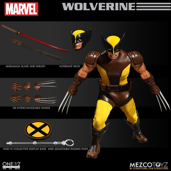 Wolverine (Marvel) One:12 Collective Figure - Image 8