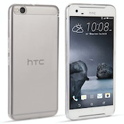 YouSave Accessories HTC One X9 Ultra Thin Gel Case - Clear