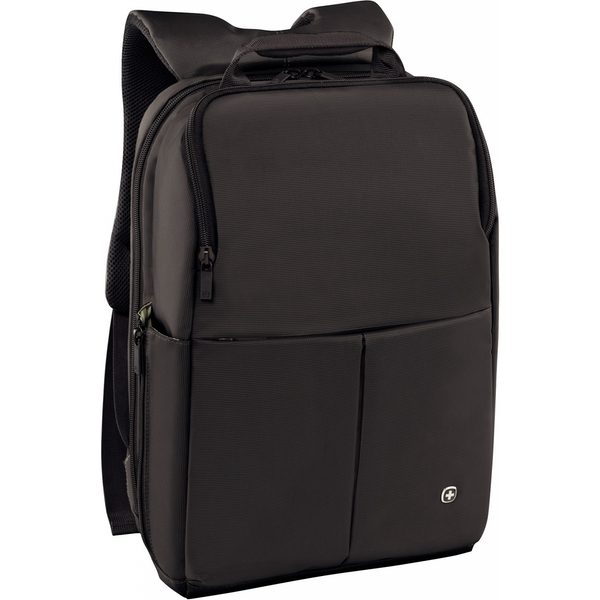 Wenger Reload 14inch Laptop Backpack with Tablet Pocket Grey