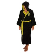 Hufflepuff Harry Potter Fleece Bathrobe