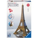 Ravensburger Eiffel Tower 3D 216 Piece Jigsaw Puzzle