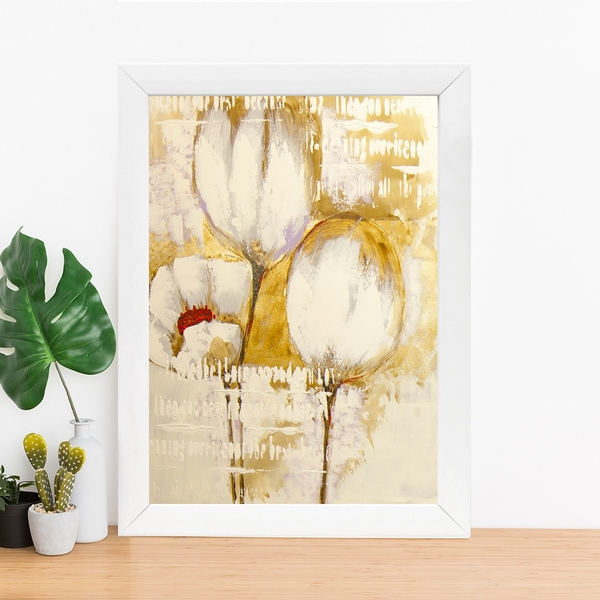 BC2248943081 Multicolor Decorative Framed MDF Painting