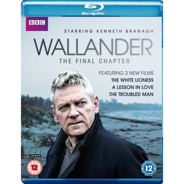 Wallander - Series 4: The Final Chapter [Blu-ray] [2016]