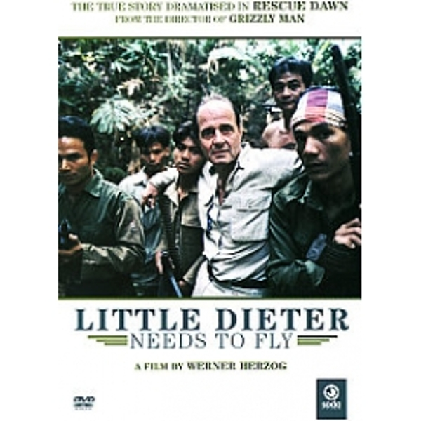 Little Dieter Needs To Fly DVD