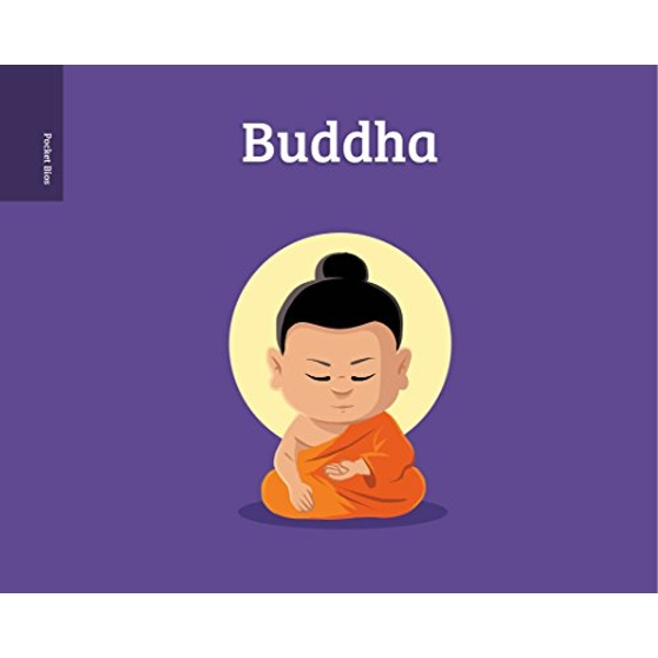 POCKET BIOS BUDDHA  Hardback 2019