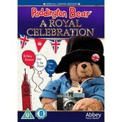 Paddington's Birthday Bonanza - A Royal Celebration DVD