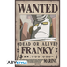 One Piece - Wanted Franky New Small Poster - Image 2