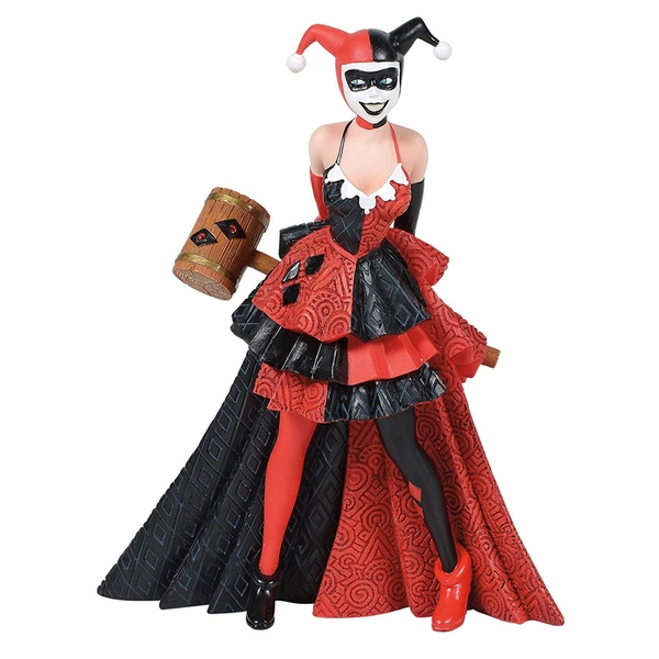 Couture de Force Harley Quinn Figurine