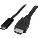 StarTech USB-C to HDMI Adapter Cable 1m (3 ft.) 4K at 30 Hz