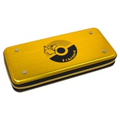 Official Nintendo Licensed Metal Premium Gold Pokemon Alumi Case for Nintendo Switch