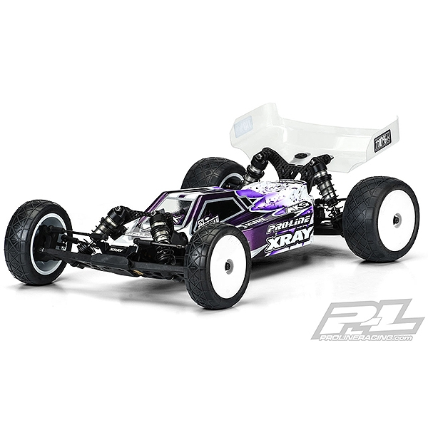 Proline Axis Lightweight Body Clear For Xray Xb2