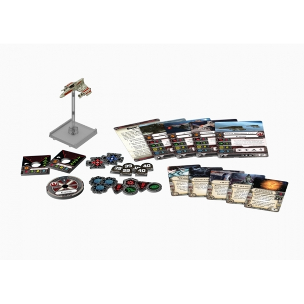 Star Wars X-Wing E-Wing Expansion Pack - Image 2