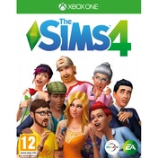 Ex-Display The Sims 4 Xbox One Game Used - Like New