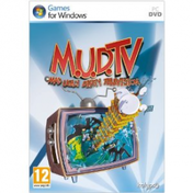 M.U.D. (MUD) TV Mad Ugly Dirty Television Game PC