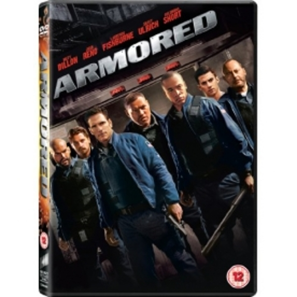 Armored DVD