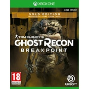 Tom Clancy's Ghost Recon Breakpoint Gold Edition Xbox One Game
