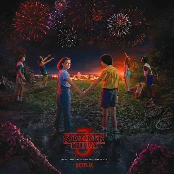 Original Soundtrack / Various Artists - Stranger Things Vinyl