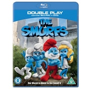 The Smurfs DVD & Blu-Ray