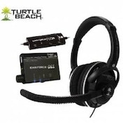 Turtle Beach Ear Force Universal Gaming Headset DPX21 Dolby 7.1 Surround Sound