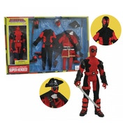 Retro Deadpool (Marvel) Figure Set