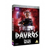 Doctor Who  The Monsters Collection Davros DVD