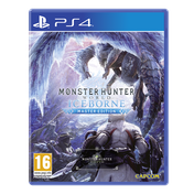 Monster Hunter World Iceborne Master Edition PS4 Game