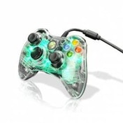 PDP Afterglow AX.1 Wired Controller Glows Green Xbox 360