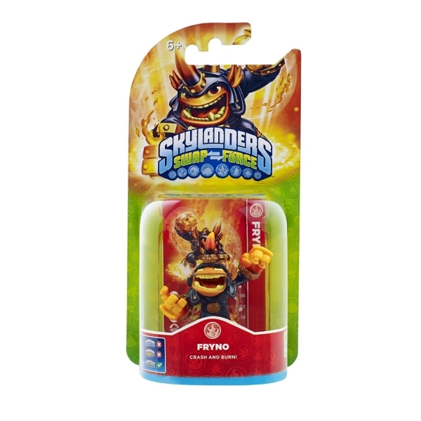 Fryno (Skylanders Swap Force) Fire Character Figure