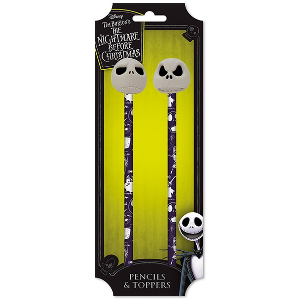 Nightmare Before Christmas - Jack Expressions Stationery Set