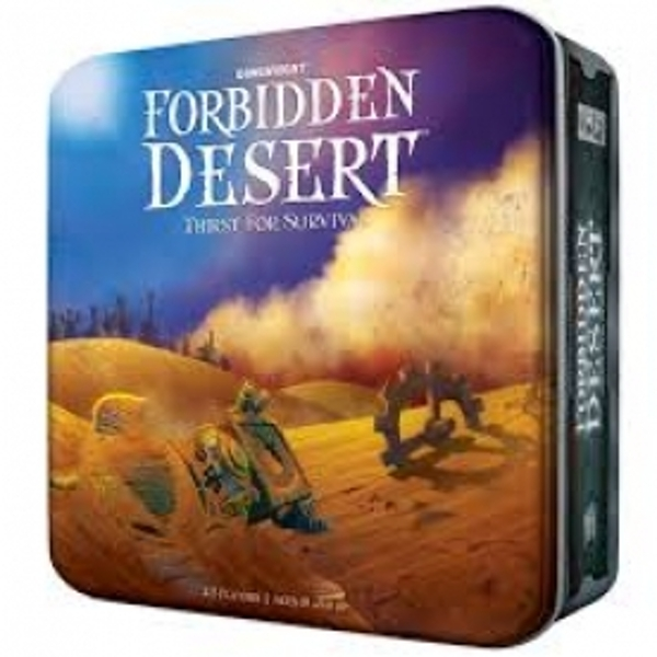 Forbidden Desert Board Game - Image 3