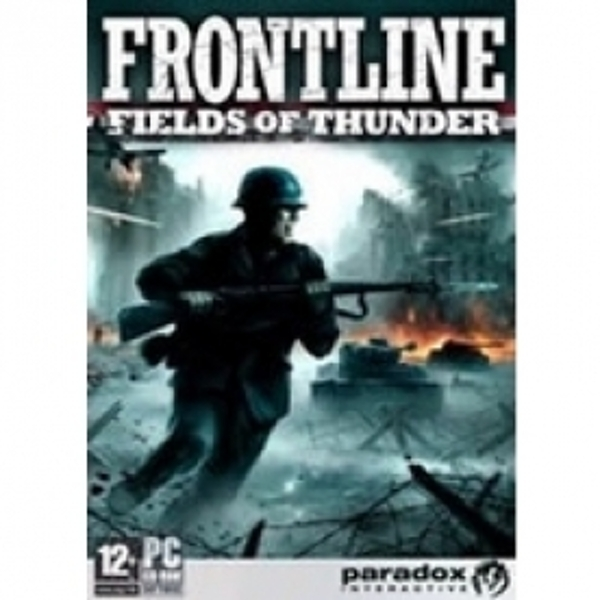 Frontline Fields Of Thunder (Includes Free Hearts Of Iron 2) Game PC
