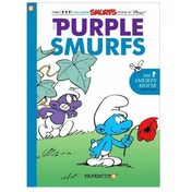 The Purple Smurfs Smurfs Graphic Novels Series #1