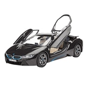 BMW i8 Car 1:24 Scale Level 4 Revell Model Kit