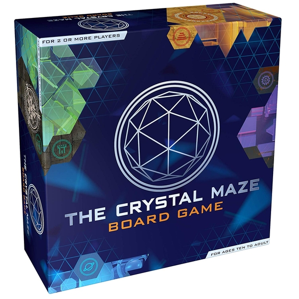 The Crystal Maze Board Game - Image 1