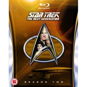Star Trek The Next Generation Season 2 Blu-ray