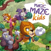 Magic Maze Kids Board Game