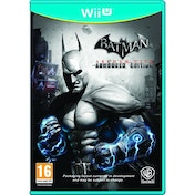 Batman Arkham City Armoured Edition Game Wii U
