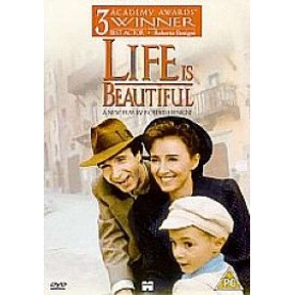 Life Is Beautiful DVD