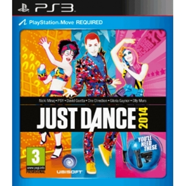 Just Dance 2014 Game PS3