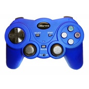 3rd Earth Blue Wireless Controller PS2