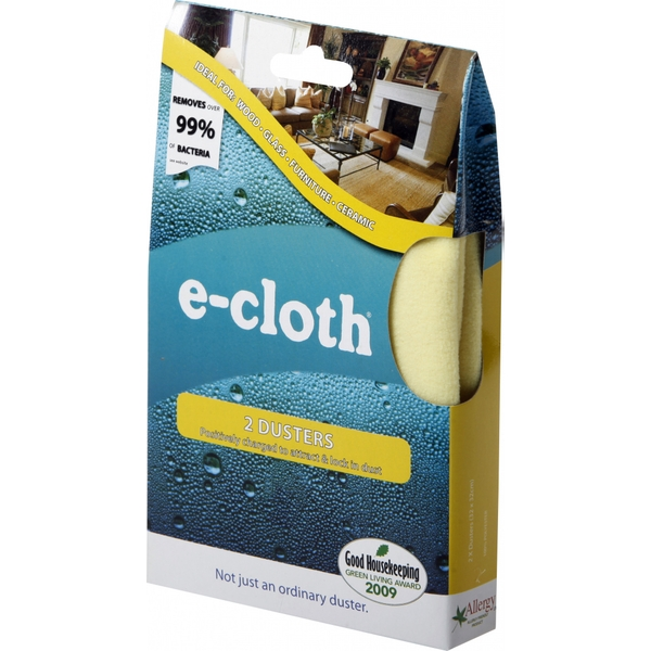 E-Cloth 2 Dusters 2 Cloths